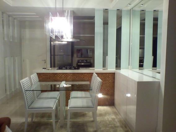 Apartamento Com 3 Dormitórios À Venda, 77 M² Por R$ 370.000 - Conjunto Residencial Trinta E Um De Março - São José Dos Campos/sp - Ap5110