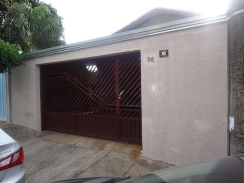 Imagem 1 de 23 de Casas - Venda - Jardim Santana - Cod. Ca0311 - Vca0311