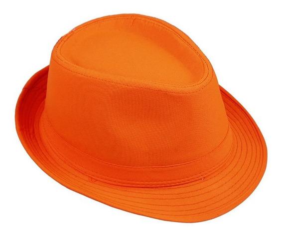Sombrero Unisex Ala Corta Vintage Varios Colores D-430