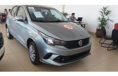 Fiat Argo 1.3 Drive Flex 5p 2020
