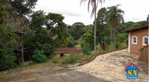 Chácara Recanto Paraíso Com 9 Dormitórios - 1787