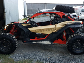 Can Am Maverick X3 Xrs 1000 Turbo Equipado 110 Hr A Meses