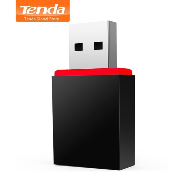 Adaptador Usb Wifi - Tenda U3 - 300mbps - Burzaco
