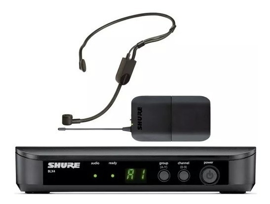 Headset Shure Blx14/p31-j10 Wireless System