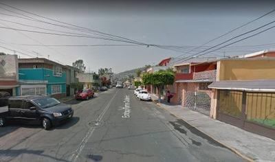 Bonita Casa En C.t.m El Risco, Gustavo A. Madero