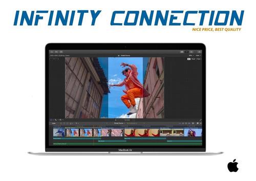 Macbook Air | M1 | 256 Ssd | 8ram | Incluye Iva | Stock