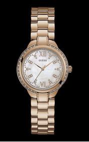 Relógio Guess Feminino Rosé 92664lpgdra2