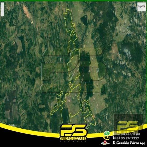Fazenda À Venda, 353441 M² Por R$ 250.000.000 - Terra Bela - Buriticupu/ma - Fa0013