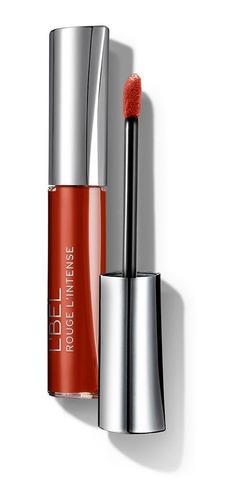 Imagen 1 de 4 de Labial Liquido Rouge L'intense L'bel Original Maquillaje