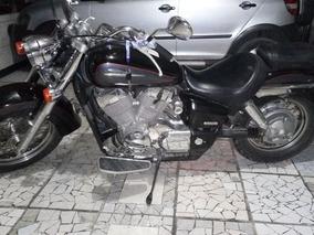 Honda Black Shadow 2010 Linda!!!