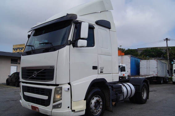 Volvo Fh12 400 - 4x2 I-shift - Ano 2010