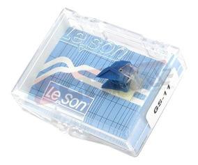 Agulha Importada Gs11 Toca Discos Gradiente Sharp Cce Sony