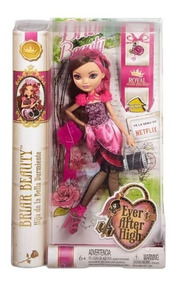 Ever After High Briar Beauty Primeiro Capítulo - Relançada