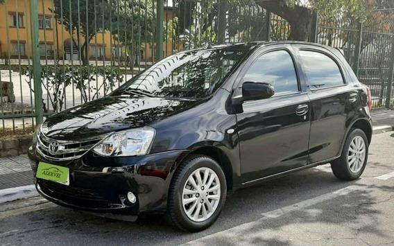 Toyota Etios 1.5 Xls 16v 2014