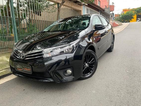 Toyota Corolla 2.0 Xei Automático 2016 Único Dono