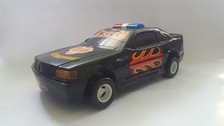 Carro De Pilas Tipo Mercedes-benz Alrojo Toys Vintage Retro