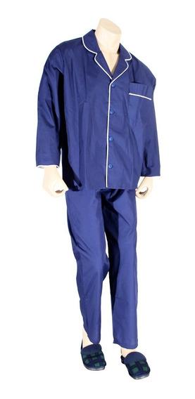 Pijama Hombre Manga Larga