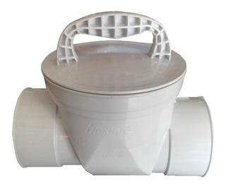 Valvula Drenaje Check Anti-retorno Pvc 4 Trampa Anti-olores