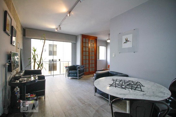 Apartamento Para Aluguel - Consolação, 1 Quarto, 50 - 893055300