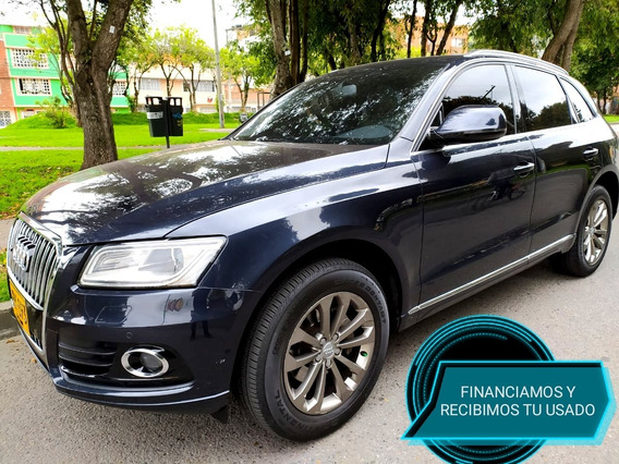 Audi Q5 Ambition 4x4 Financiamos 2017