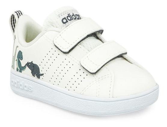 Zapatillas Lifestyle adidas Vs Adv Clean Inf Niños B75970 On