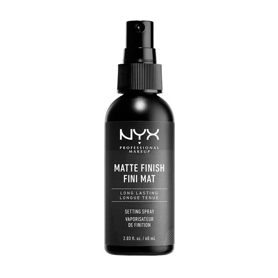 Spray Fijador Maquillaje Makeup Setting Spray 60ml Nyx