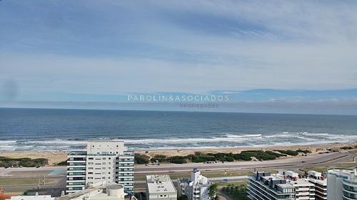 Apartamento En Punta Del Este, Brava | Parolin Propiedades Ref:3618- Ref: 3618