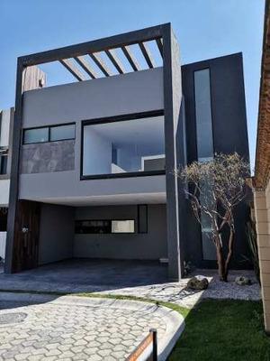 Casa En Venta Parque Sonora. Lomas De Angelópolis.