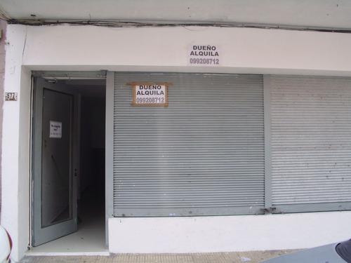 Imagen 1 de 5 de Local Comercial 96m Ciudad Vieja