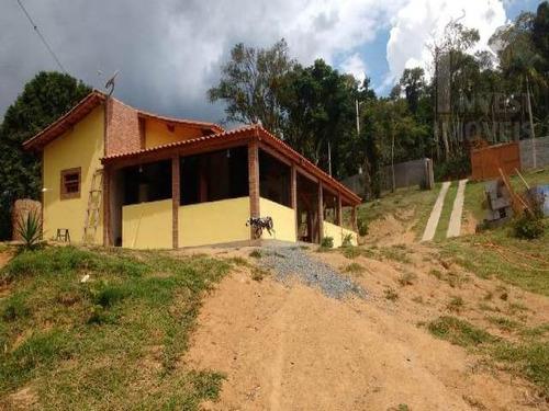 Cód 3212 - Belíssima Chácara Com Lago E Nascente  Localizado - 3212
