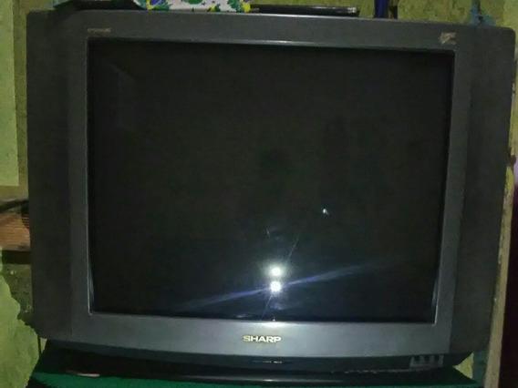 Televisão Marca Sharp