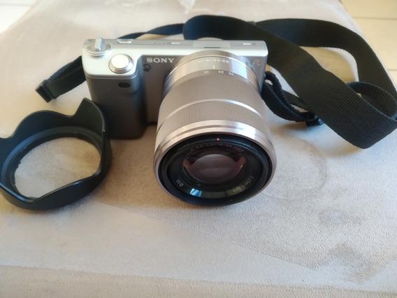 Câmera Fotográfica Sony Nex5