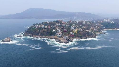 Espectacular Residencia En La Punta, Las Hadas , Manzanillo