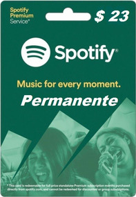Código Spotify Premium Pra Sempre