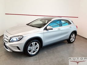 Mercedes-benz Classe Gla 1.6 Enduro Turbo Flex 5p