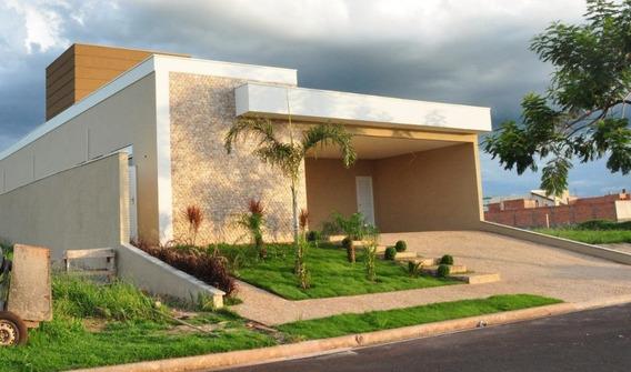 Casa Residencial À Venda, Condomínio Ipê Roxo, Ribeirão Preto. - Ca0246