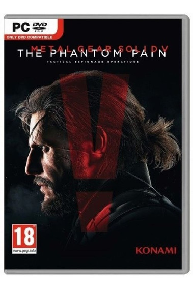 Metal Gear Solid V: The Phantom Pain + Todas Dlcs
