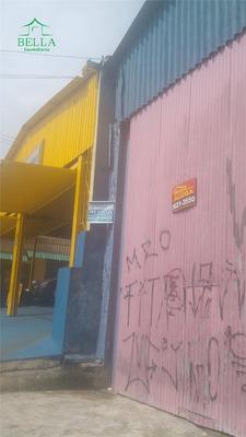 Galpão Comercial Para Locação, Vila Jaguara, São Paulo. - Ga0099