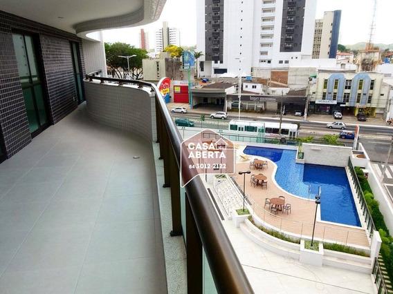 Apartamento Com 4 Dormitórios À Venda, 164 M² Por R$ 1.050.000,00 - Lagoa Nova - Natal/rn - Ap0030