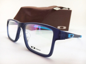 50ee8c9b6 Armação Oculos De Grau Oakley Chamfer 2 Maior Frete Gratis