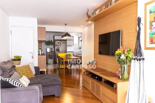 Imagem 1 de 20 de Apartamento Com 3 Dormitórios À Venda, 85 M² Por R$ 920.000 - Vila Leopoldina - São Paulo/são Paulo - Ap17523