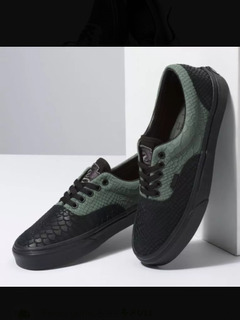 Vans Edición Harry Potter Era De Slytherin