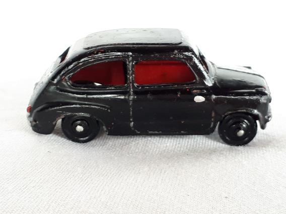 Miniatura Dink Toys Fiat 600 1958