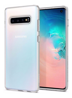 Capa Premium Spigen® Liquid Crystal Clear Galaxy S10+