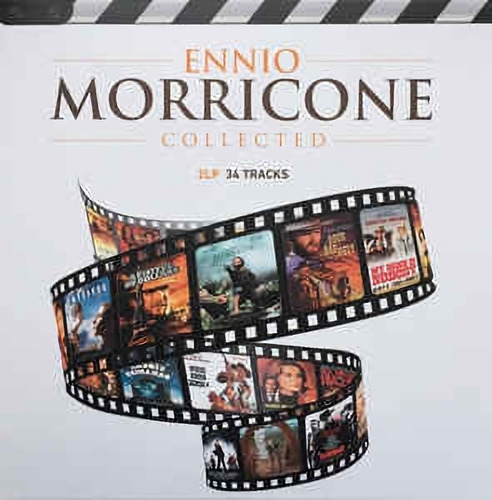 Vinilo Ennio Morricone Collected 2lp Nuevo Sellado