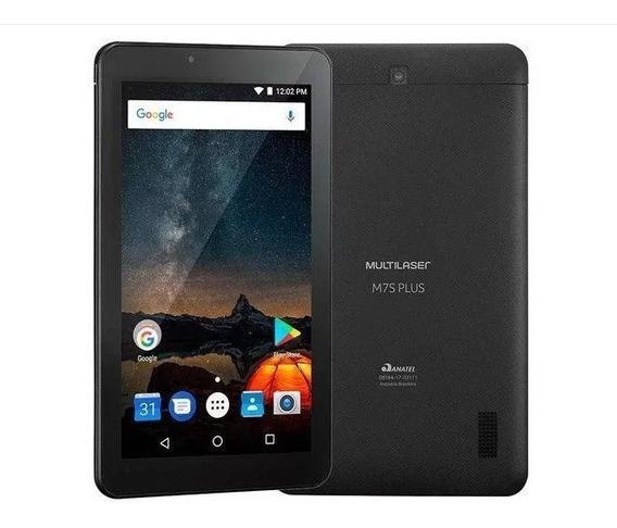 Tablet Multilaser M7s Plus Preto Nb273 Tela 7