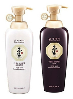 Daeng Gi Meo Ri Ki Oro Premium Champ Conjunto 500 Ml De T
