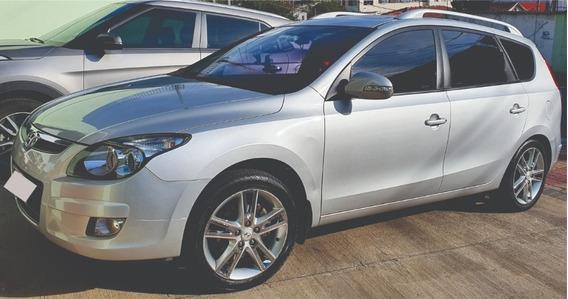 I30 Gls 2.0 16v Top (automático) - 2011 - Prata