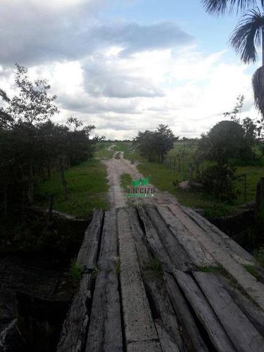 Fazenda À Venda, 500000000 M² Por R$ 100.000.000,00 - Zona Rural - Formosa Do Rio Preto/ba - Fa0033