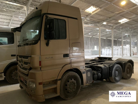 Mb Actros 2646 Ls Cavalo 6x4